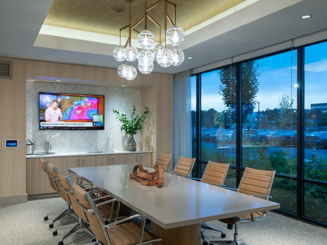 Private Executive Conference Room