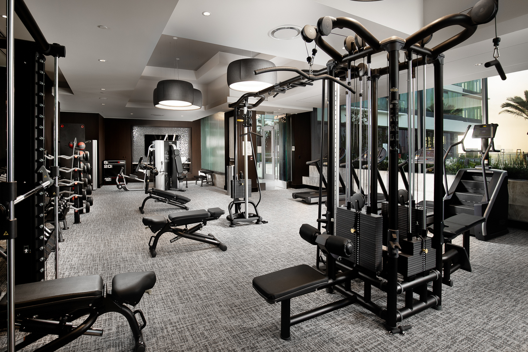 24-Hour Premier Fitness Club