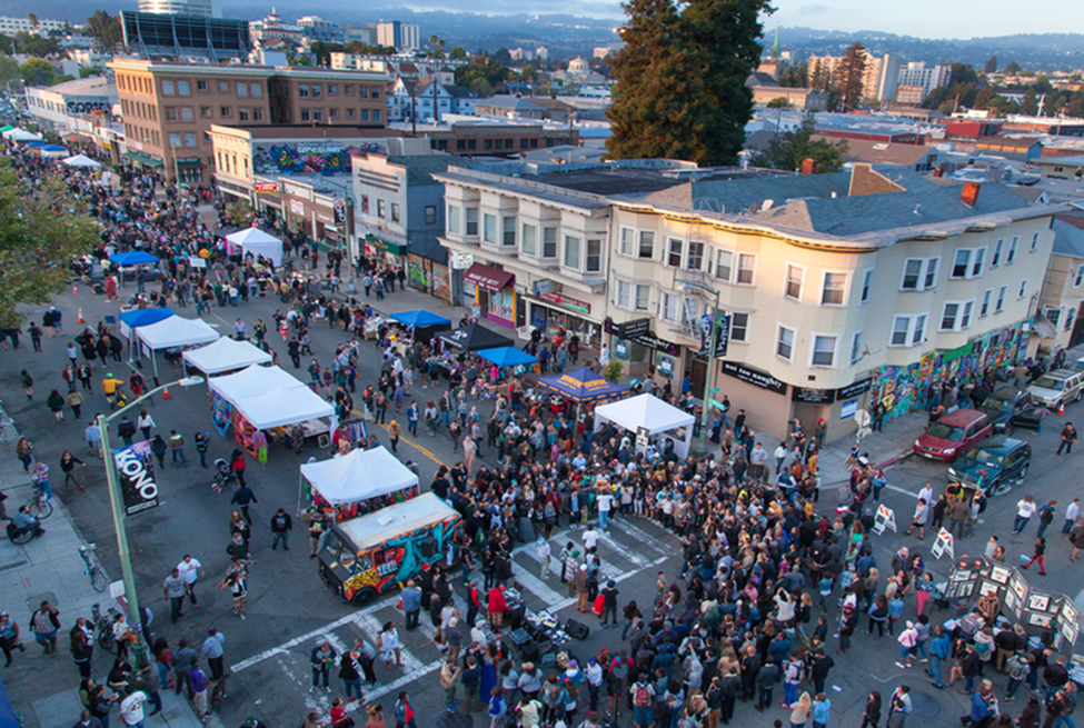 Oakland's First Friday-image