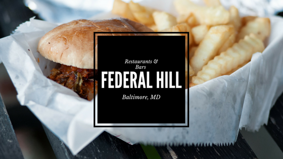 Restaurants & Bars in Federal Hill