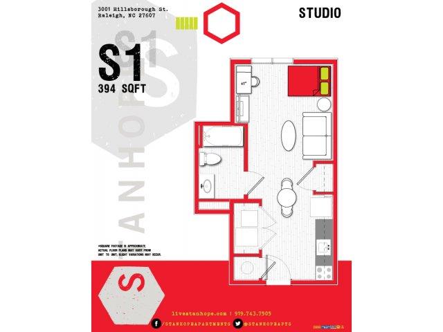 Stanhope | S1 Floor Plan