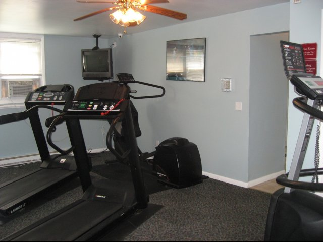 Image of 24 Hour Fitness Center for Country Gardens Apartments