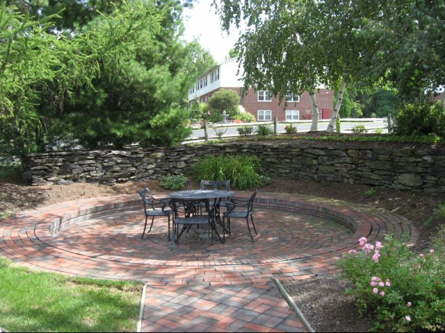 Image of Picnic Area for Country Gardens Apartments