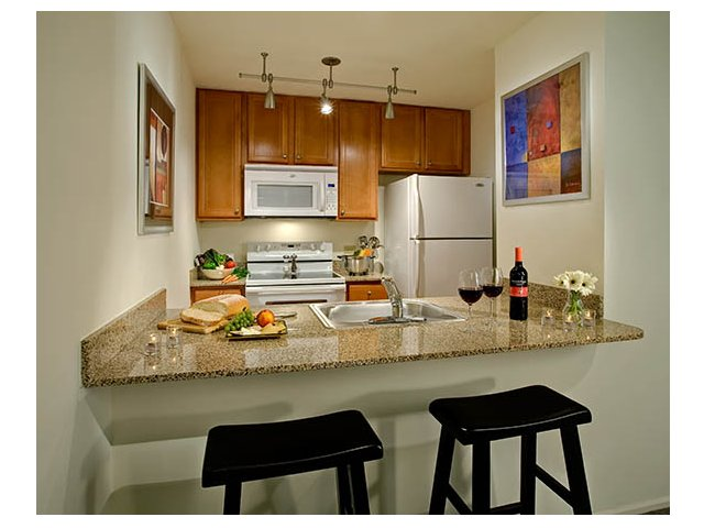 Image of Breakfast Bar for Lakehaven Apartments