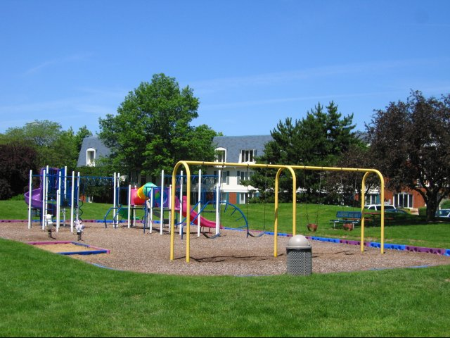 Image of Playground for Schaumburg- International Village