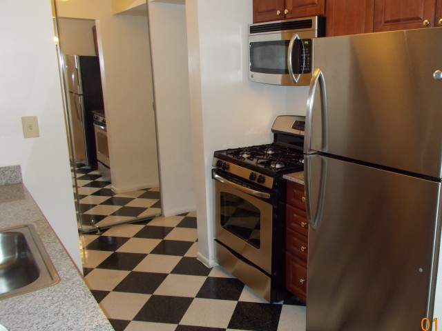 Image of Stainless Steel Appliances for Schaumburg- International Village