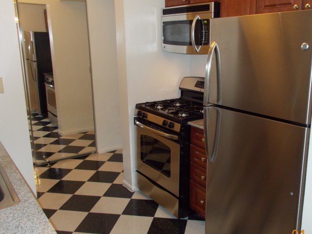 Image of Stainless Steel Appliances for Lombard- International Village