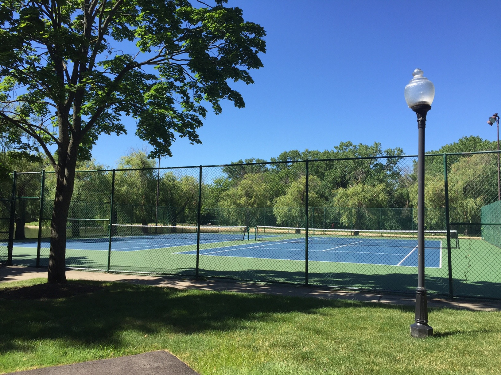 Image of Tennis Court for Lake+House Apartments