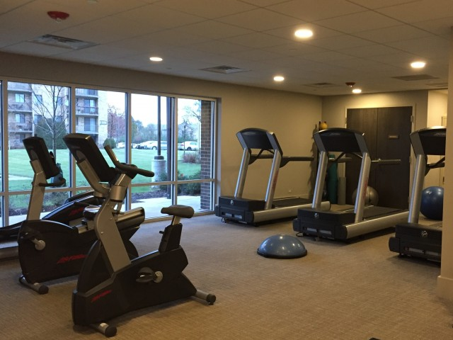 Image of Fitness Center for The GLEN VIEW