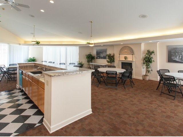 Image of Club House for Briarwood Terrace Apartments