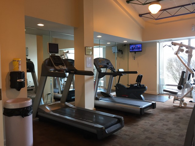 Image of Fitness Center for Briarwood Terrace Apartments