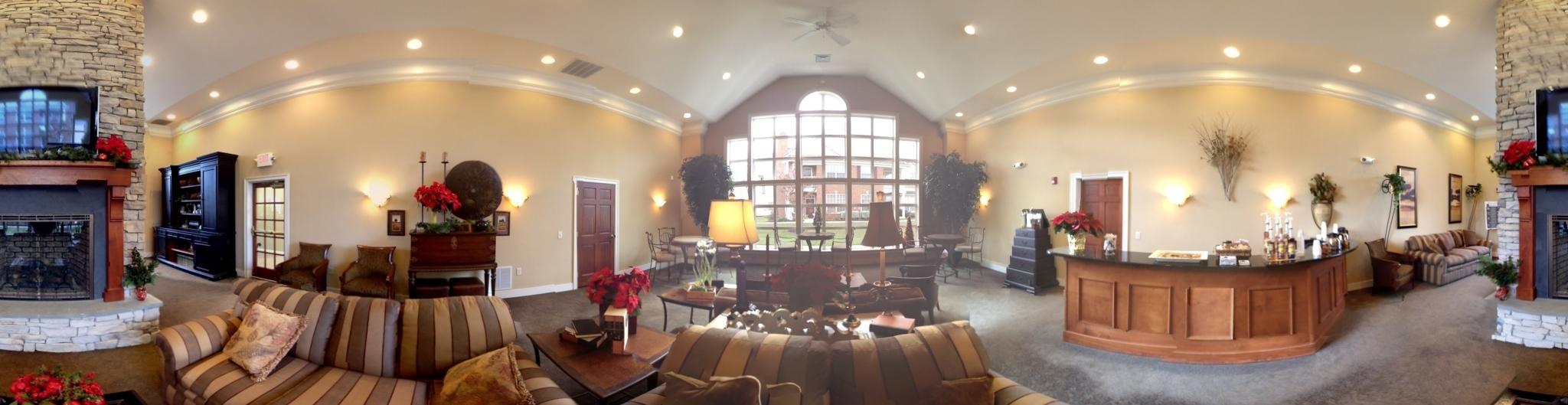 Clubhouse & Coffee Bar