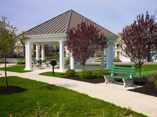 Image of Gazebos with Grills for The Crest at Elm Tree