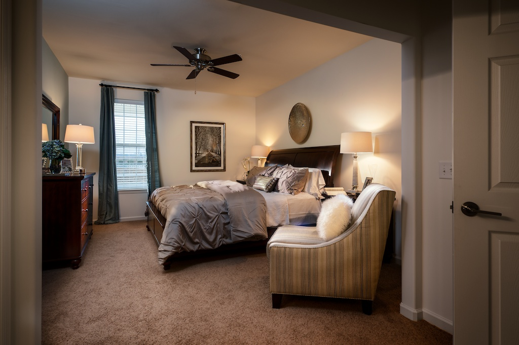 Image of Generous floor plans with lots of space. for Meridian West Shore