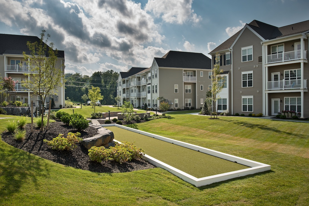 Image of Bocce Ball Court for Meridian West Shore