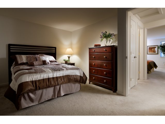 Image of Oversize Bedrooms for Charleston Townhouses