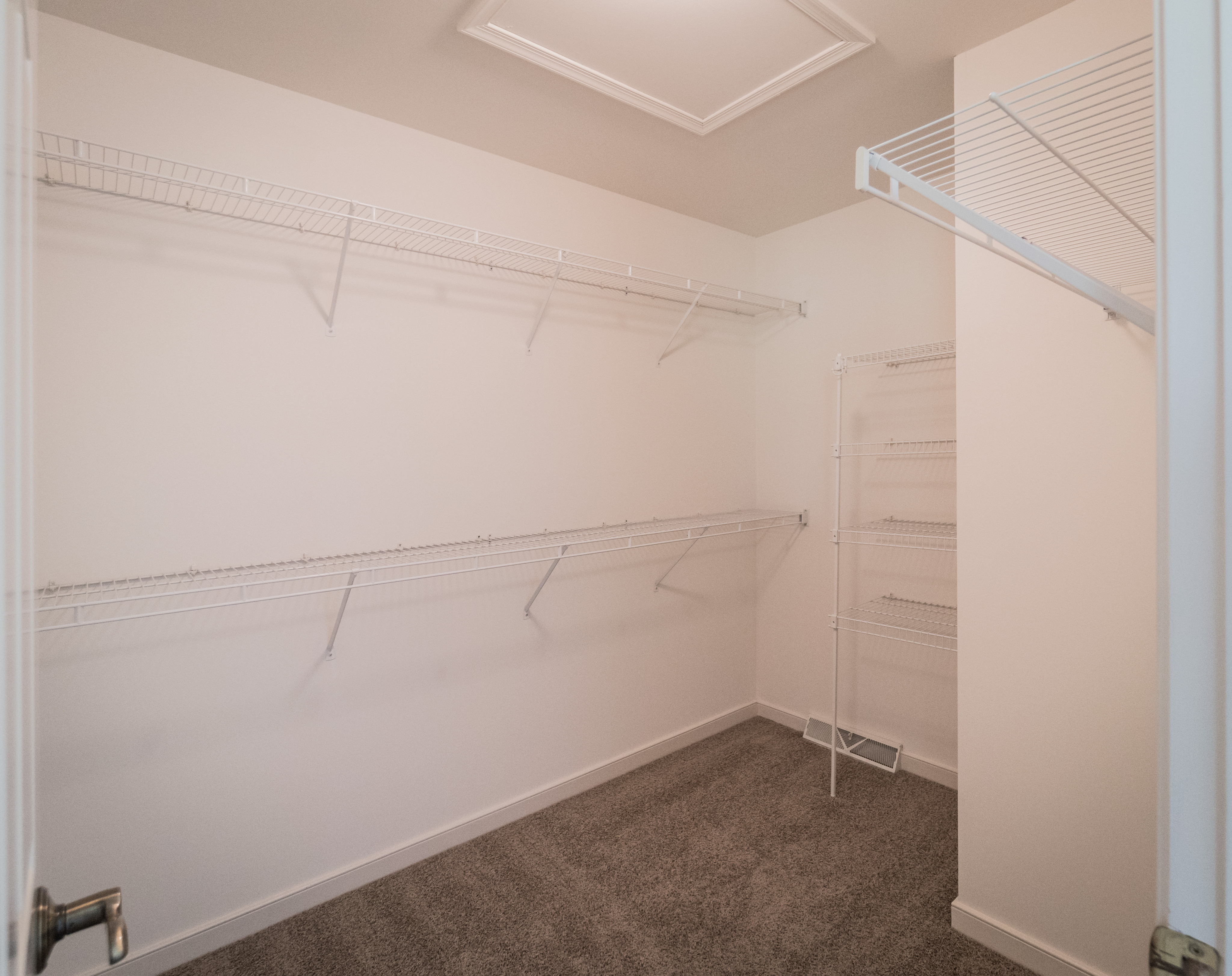Image of Walk-in Closets with Custom Shelving for Highlands at Warwick