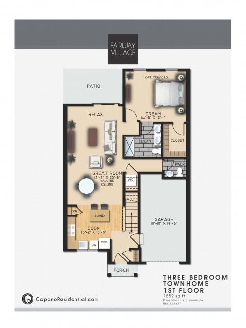 Floor 1 of 2