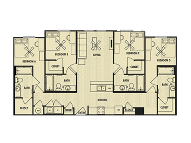 Lofts Nacogdoches