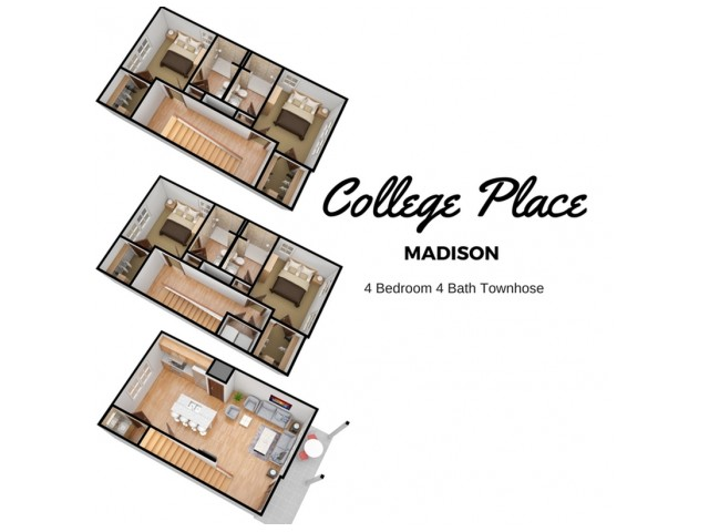 CollegePlace - Madison