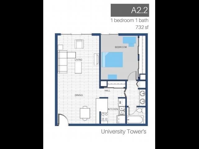 University Towers