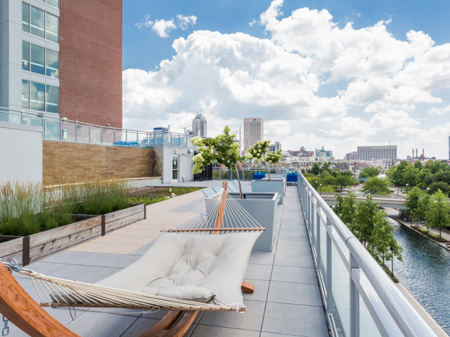 Image of Rooftop Terrace for 9 on Canal