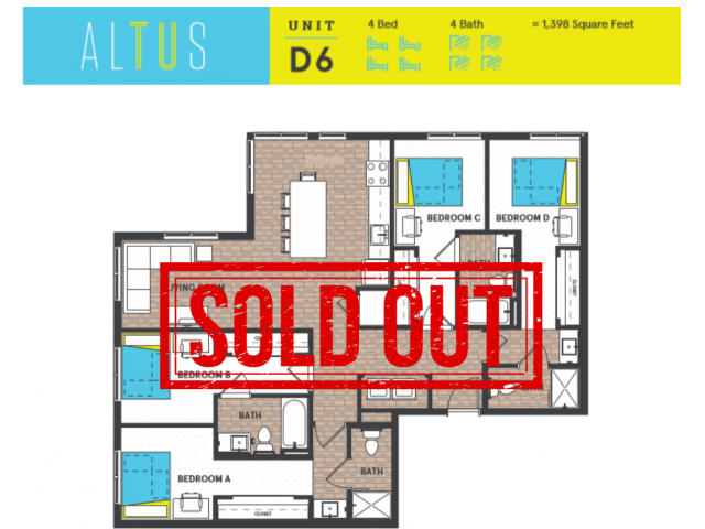 D6 - Sold Out