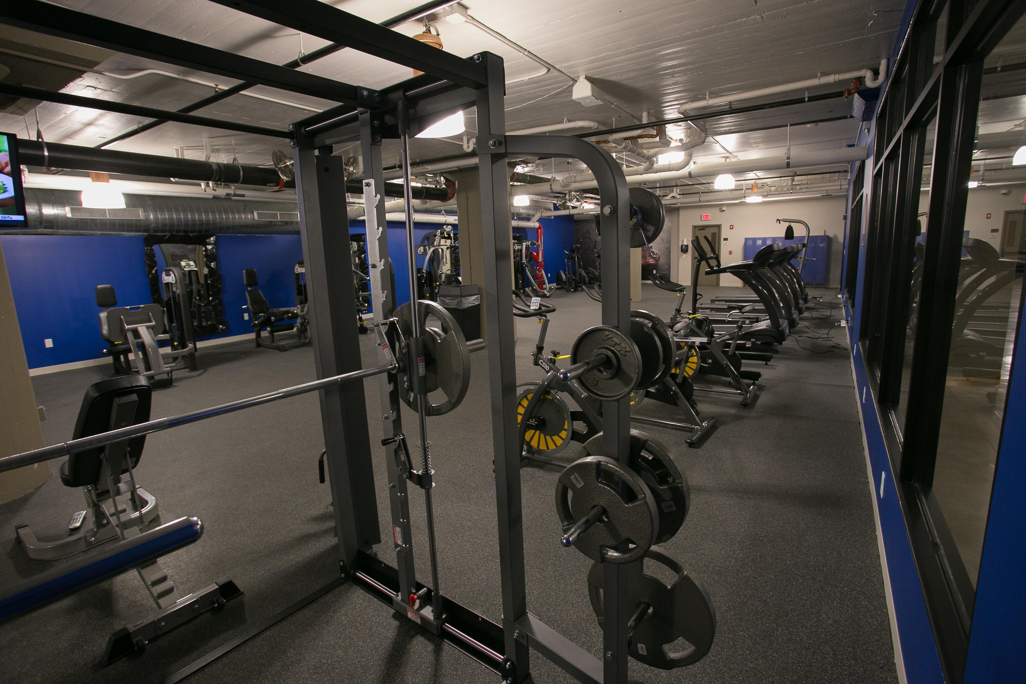 Community Fitness Center | Edge Union Station