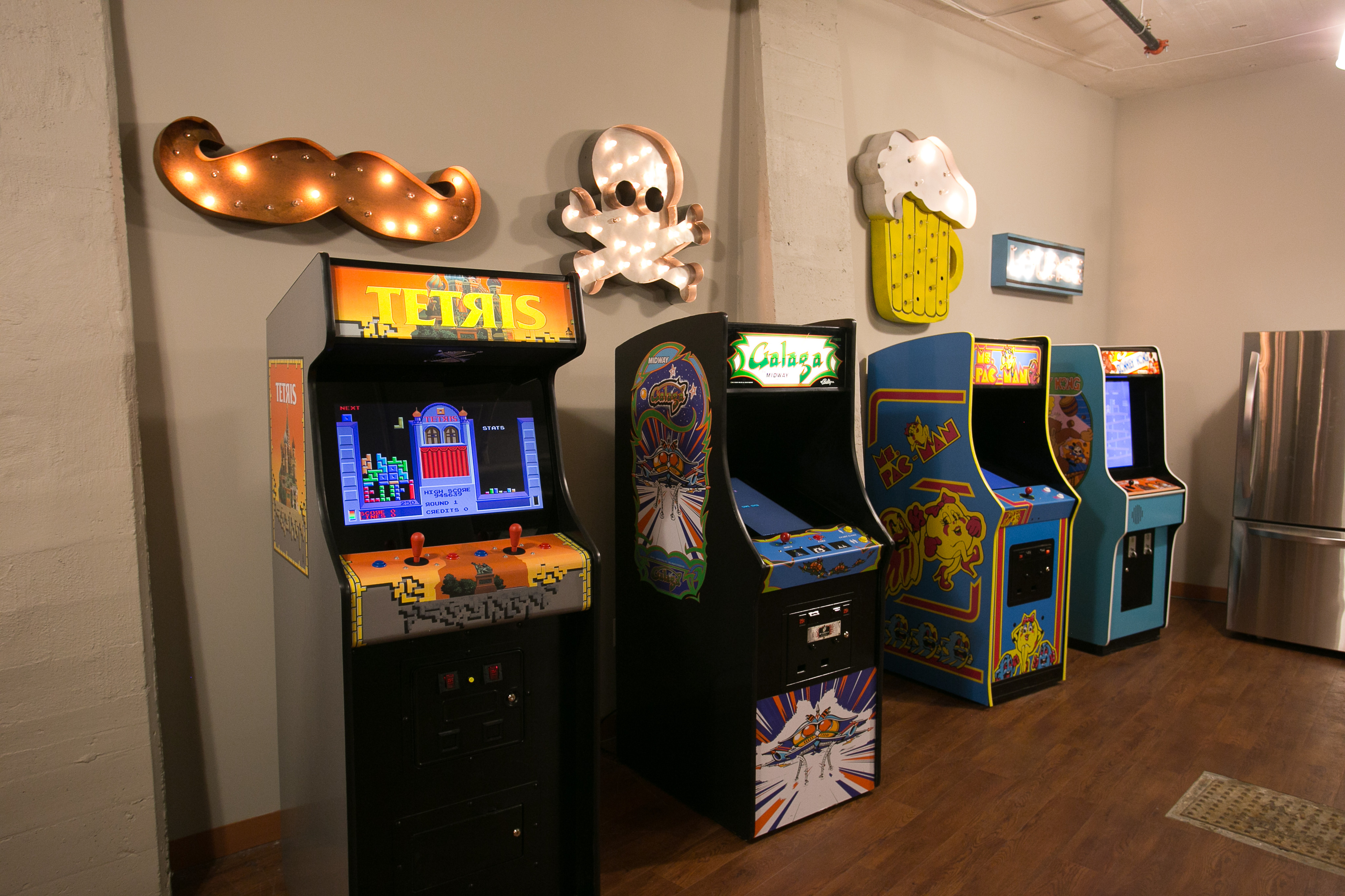 Resident Game Room | Edge Union Station