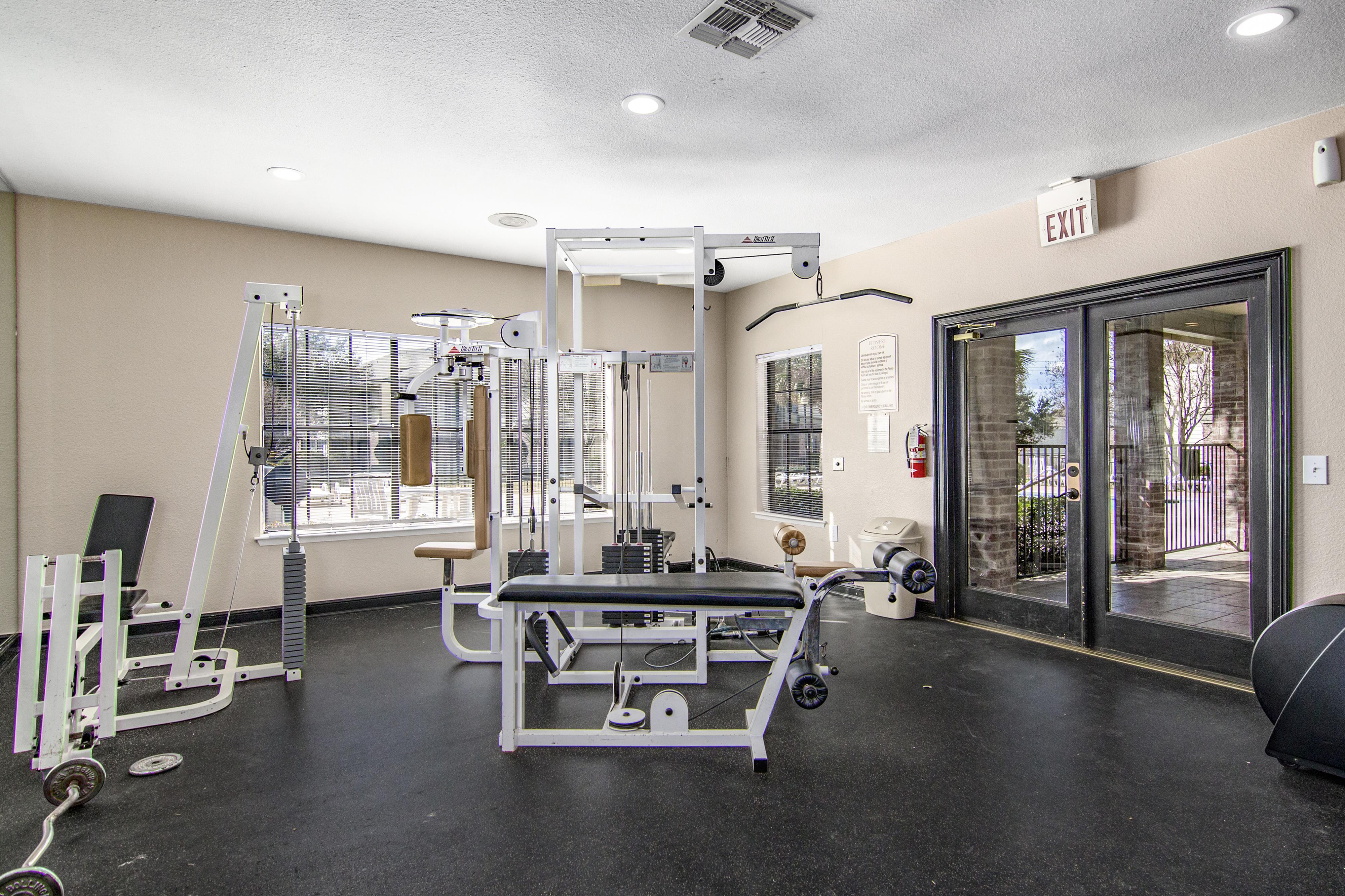Image of Fitness Center for Ridge Apartments