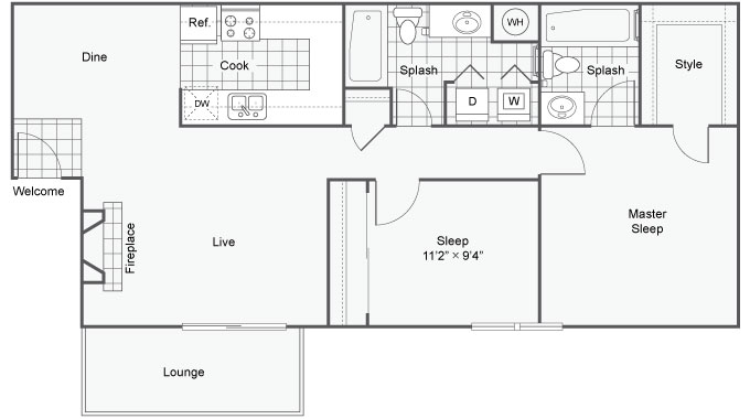 Ascend at Red Rocks Apartment Homes