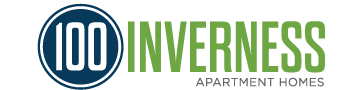 100 Inverness Apartment Homes Logo