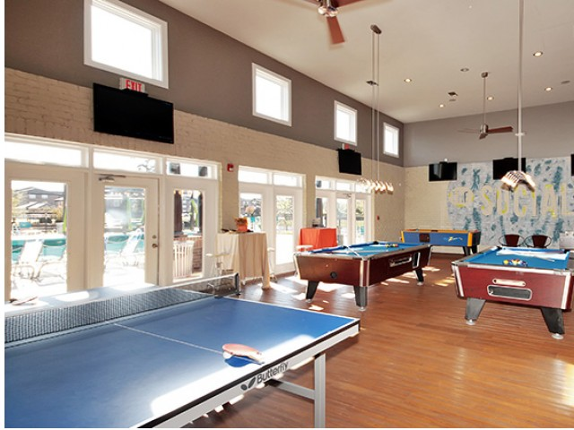 Image of Rec Room for The Social at Auburn