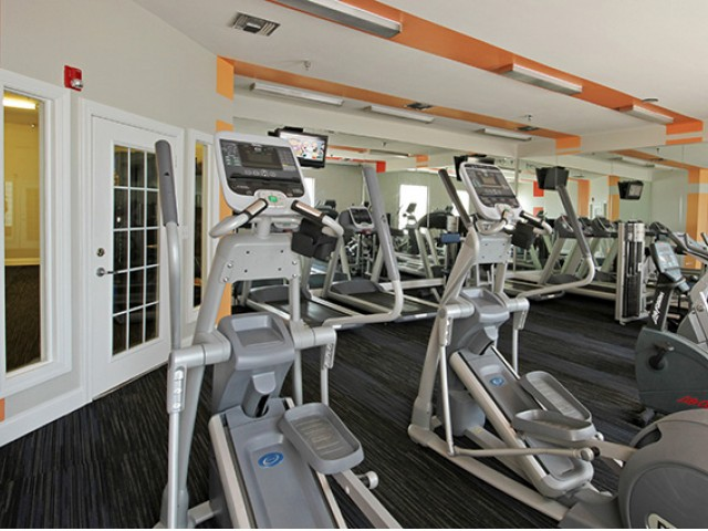 Image of Fitness Center for The Social at Auburn