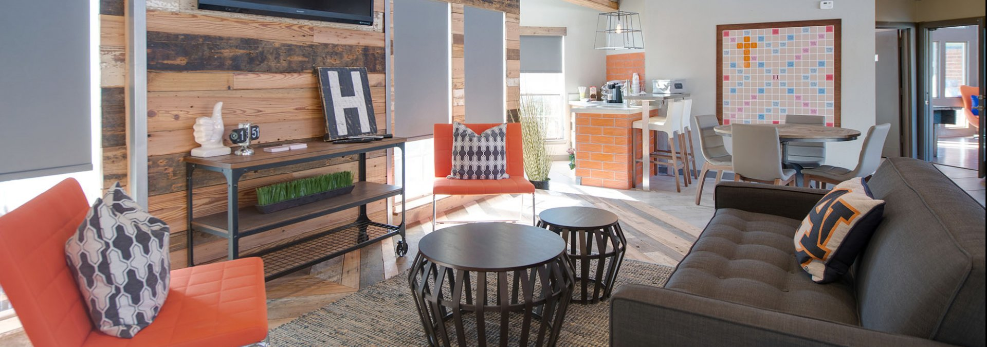The Hub at Auburn Apartment Homes