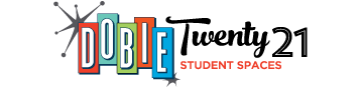 Dobie Twenty21 Student Spaces Logo