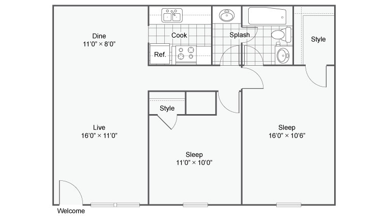 Baton Rouge Home Floor Plans Home Plan