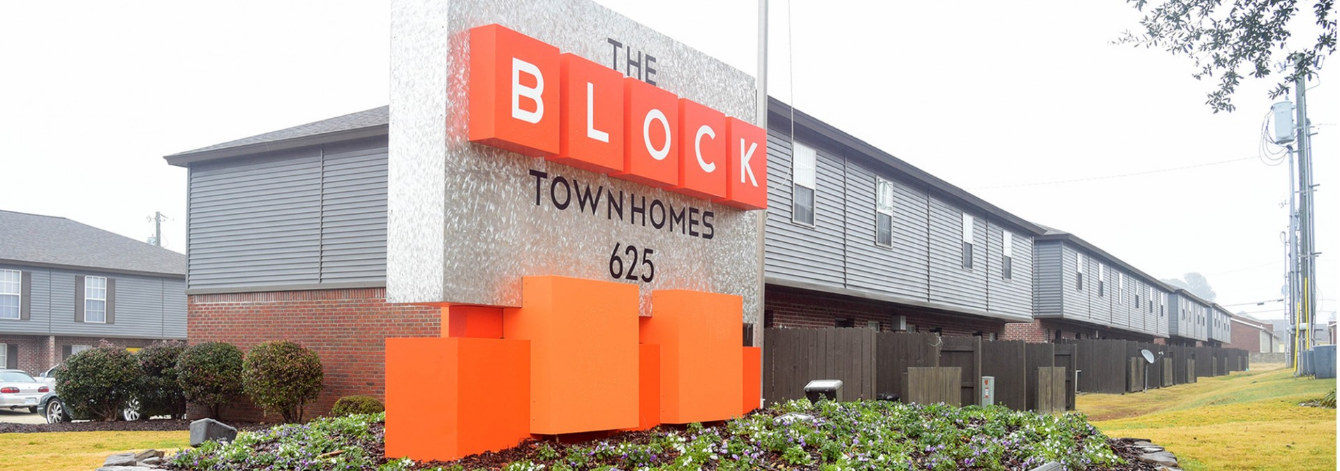 The Block Townhomes