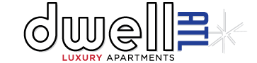 Dwell ATL Logo | Apartments Near GSU | Dwell ATL
