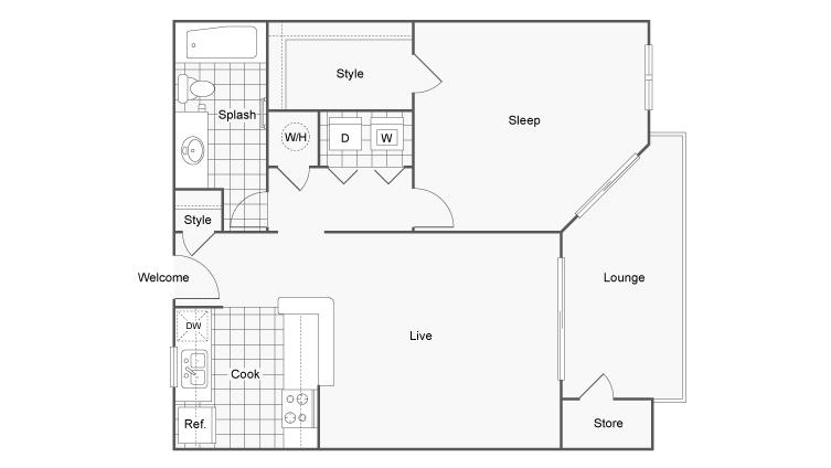 Apartments For Rent Dunwoody Ga 45eighty Dunwoody Apartment Homes