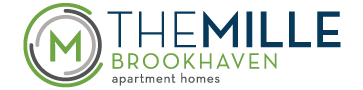 The Mille Brookhaven Apartment Homes Logo | Apartments For Rent In Brookhaven GA | The Mille Brookhaven Apartment Homes