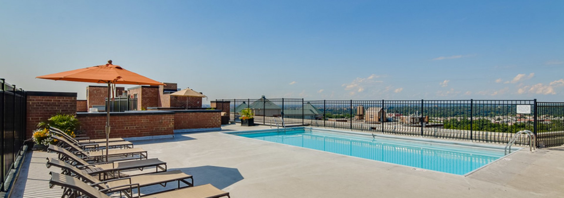 Resort Style Pool | Apartments Near Johns Hopkins | The Social North Charles