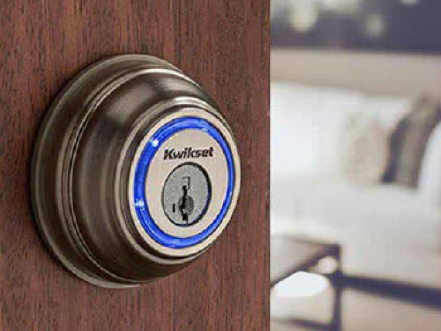 Image of Tech-Savvy Keyless Entry for Arrive 800 Penn