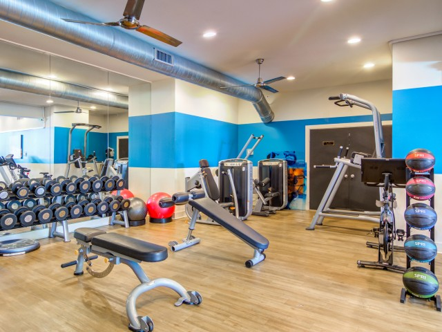 Image of State-of-the-Art Fitness Center for Arrive Buckhead Luxury Apartment Homes