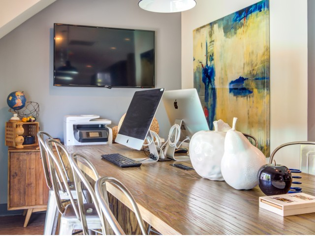 Image of Cyber Cafe for Arrive Buckhead Luxury Apartment Homes