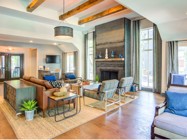 Image of Community Clubhouse for Arrive Buckhead Luxury Apartment Homes