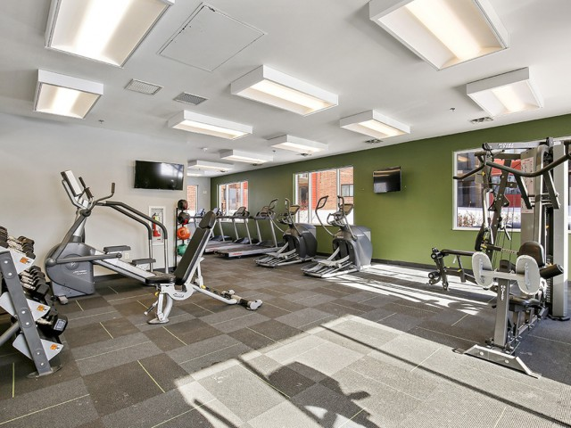 Image of Fitness Center for Arrive Eden Prairie