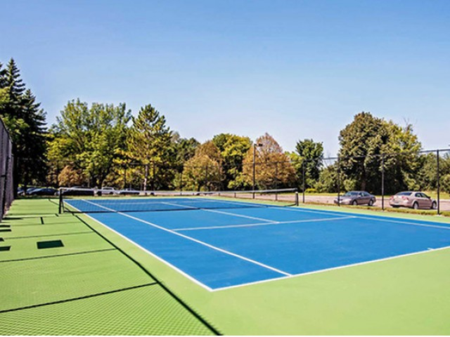 Image of Two Tennis Courts for Arrive Eden Prairie