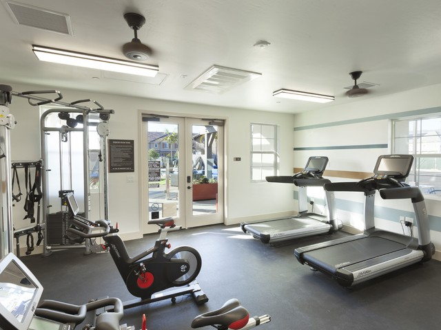 Image of State of the Art Fitness Center for Arrive Los Carneros