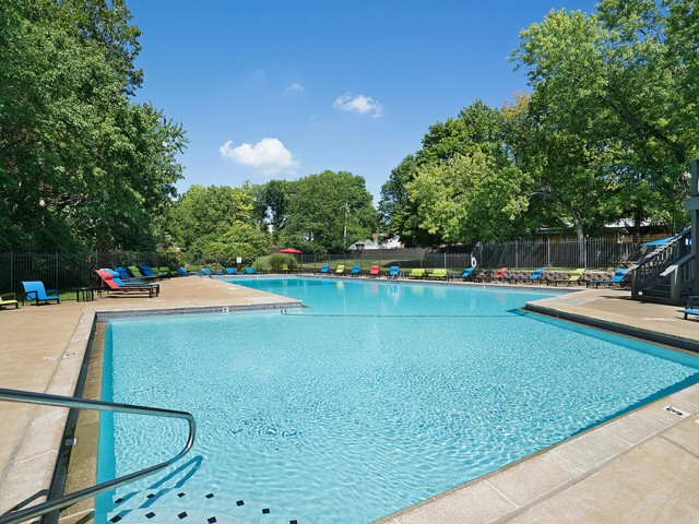 Image of Olympic-Sized Swimming Pool for The Arlington Apartment Homes